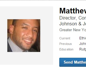 Matthew Johnson, J&J Corporate Communications