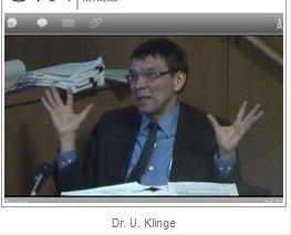 Dr. Uwe Klinge, hernia mesh surgeon