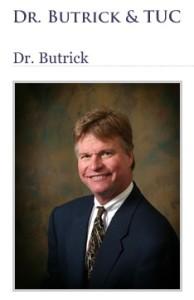 dr charles butrick