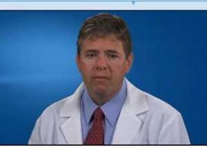 Dr. Kevin Benson,, implanting physician