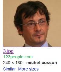 Michel Cosson, former Ethicon consultant
