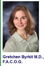 Dr. Gretchen Byrkit, ob/gyn