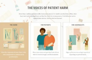 voices of patient harmed