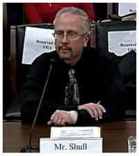 Jim Shull testifies