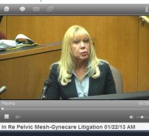 Dr. Peggy Pence, Courtesy CVN