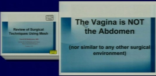 D16  the vagai8na is not the abdomen