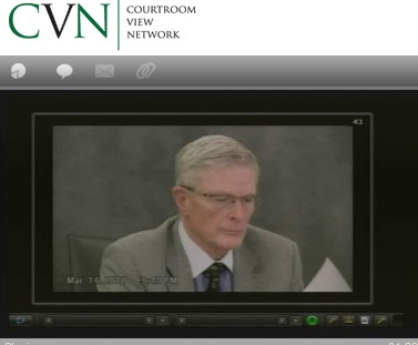 David Robinson, courtesy Courtroom View Network