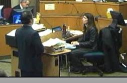 Adam Slater in court