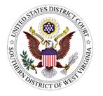 So District West Virginia Seal