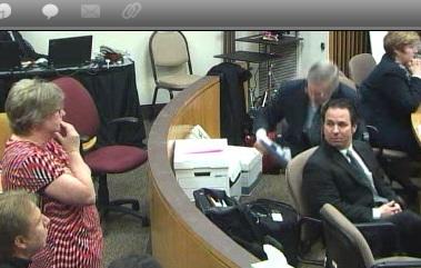 Attorney Adam Slater looks back at Linda Gross