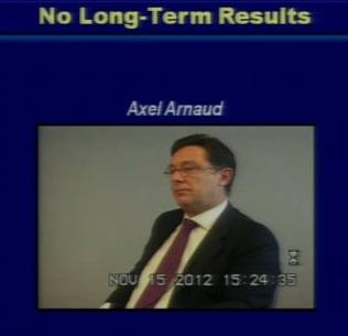Dr. Axel Arnaud, Ethicon