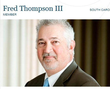 Fred Thompson, Motley Rice