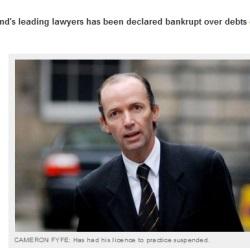 Cameron Fyfe, solicitor