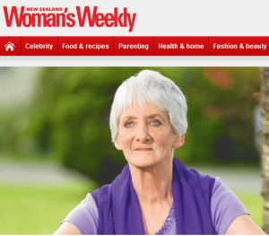 Jacqui Scott in New Zealand Women's Weekly