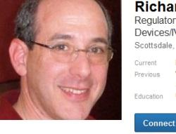 Richard Isenberg, former Ethicon