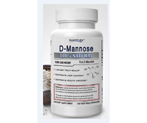 Advertisement: D-Mannose