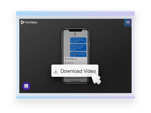 TxtVideo 2.0 Download and Share v1