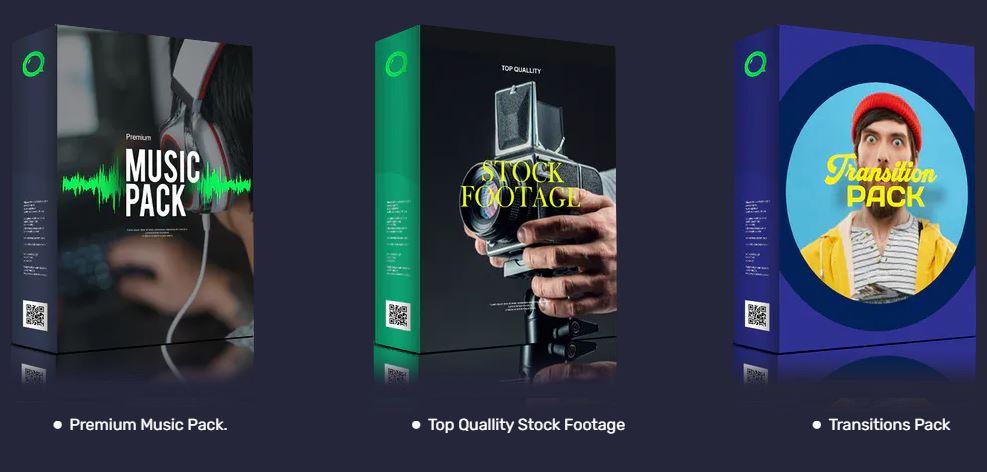 Quick Studio FX Bonus