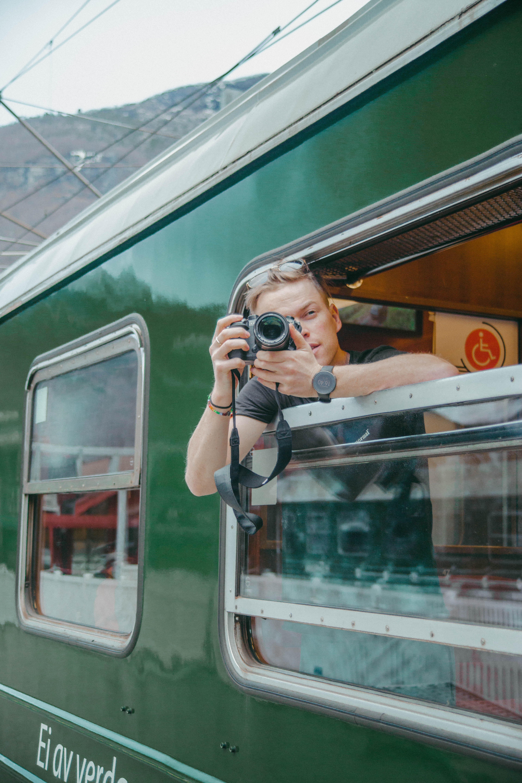 Videographer and photographer Kristian Vaarvik