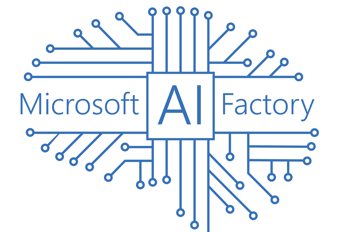 Microsoft AI Factory Logo