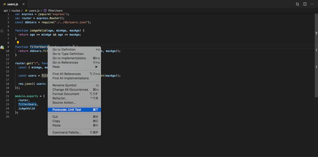 open-ponicode-interface