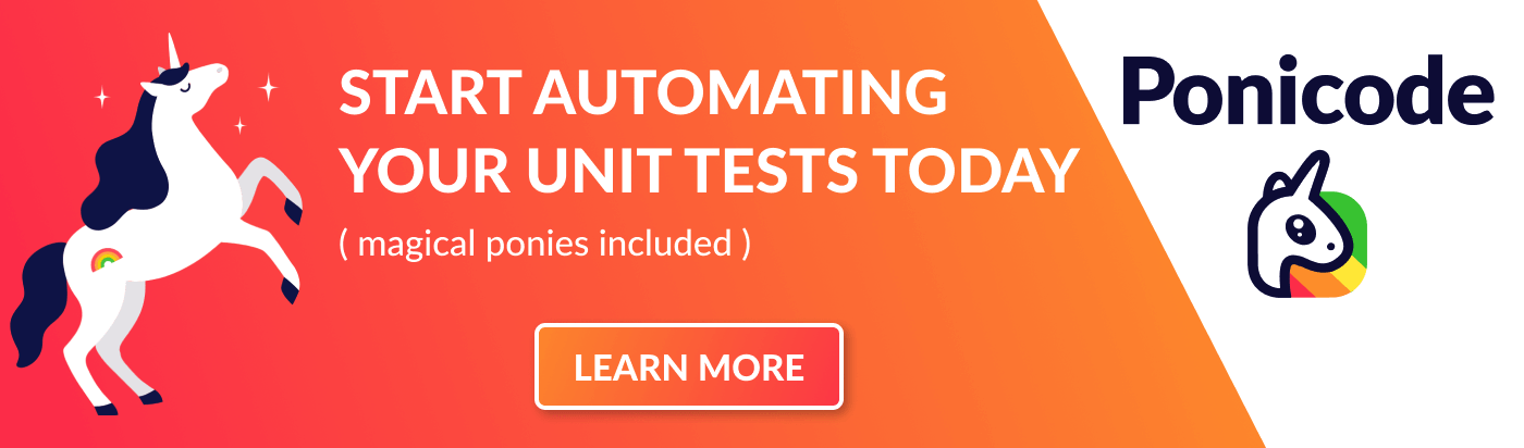 start your automating unit tests