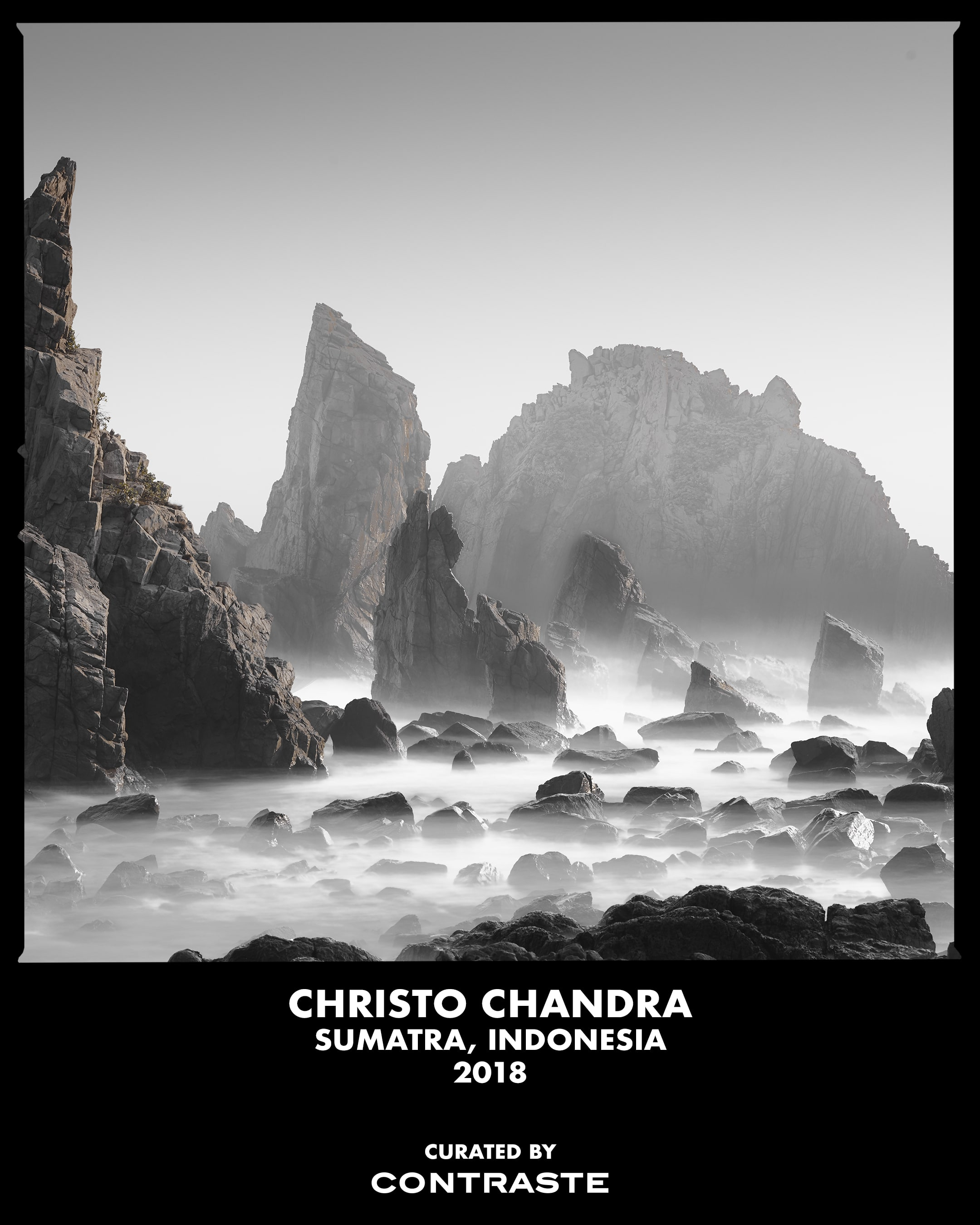 chandra Indonesia curation artists international talent contemporary photography gallery inspiration exhibition contrast paris
