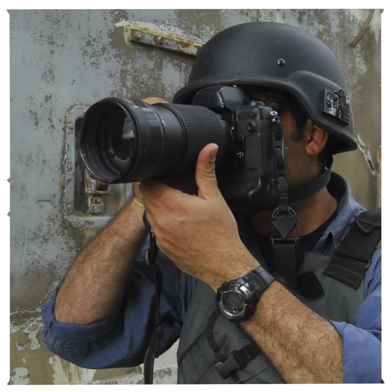 contraste Paris reporters sans frontière
