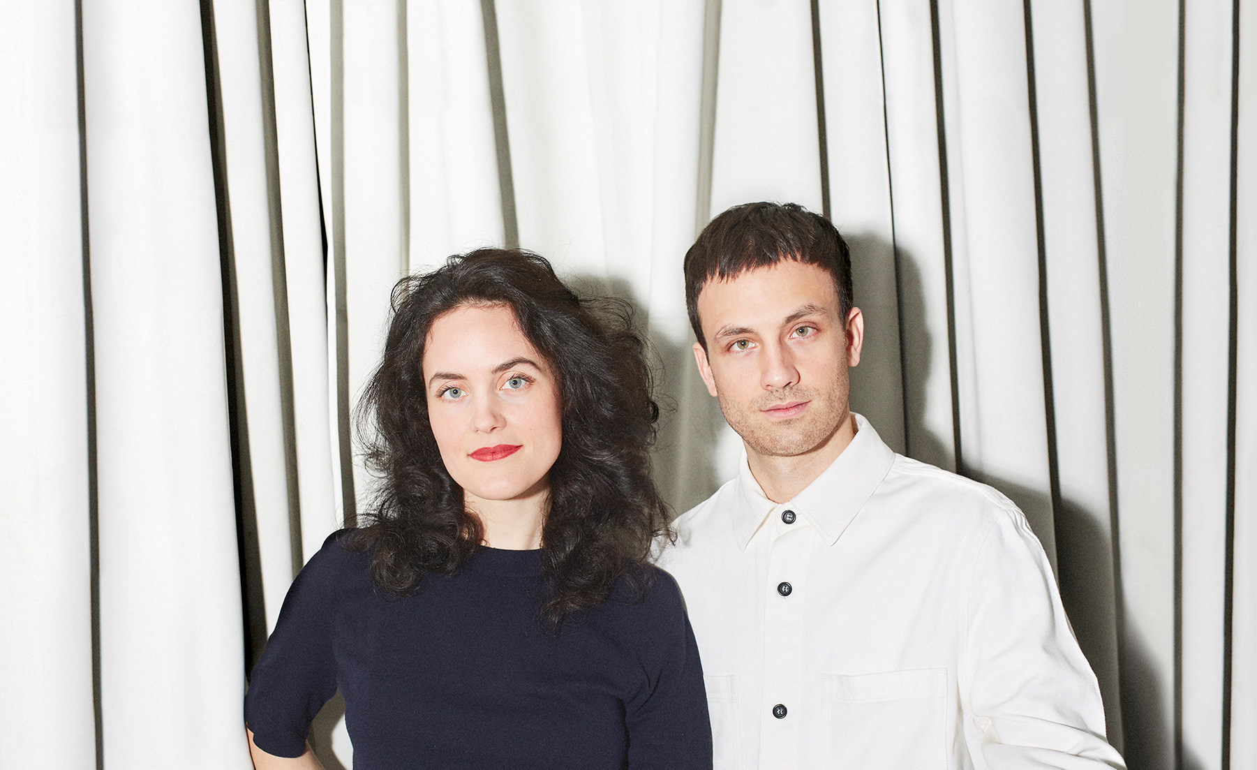 Anna Drewes and Dario Iannone