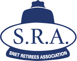 SNET Retirees Association Bell Logo