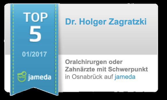 Dr Holger Zagratzki