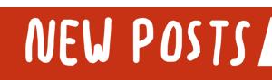 New Posts Link
