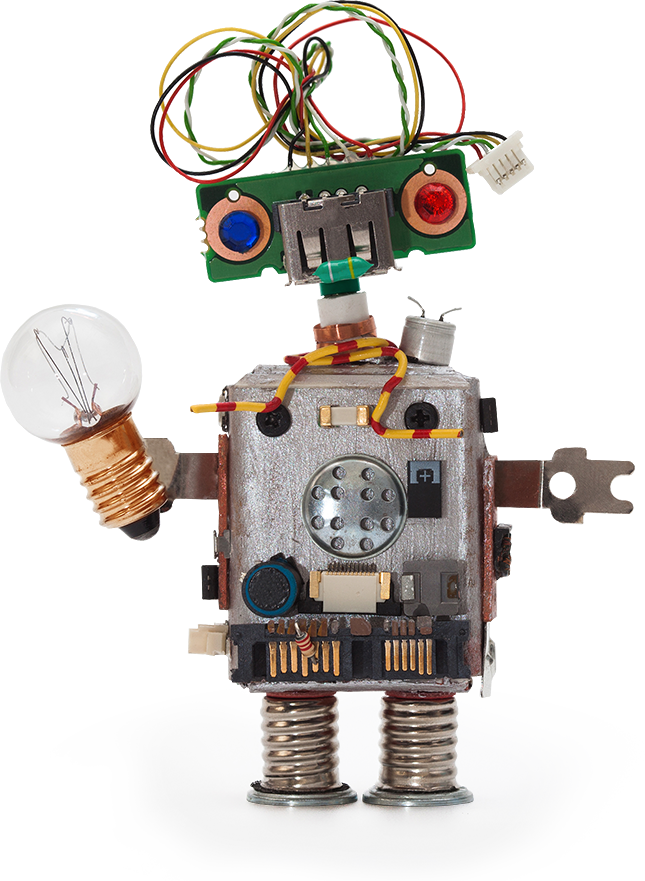 Technology Solutions Toy Robot
