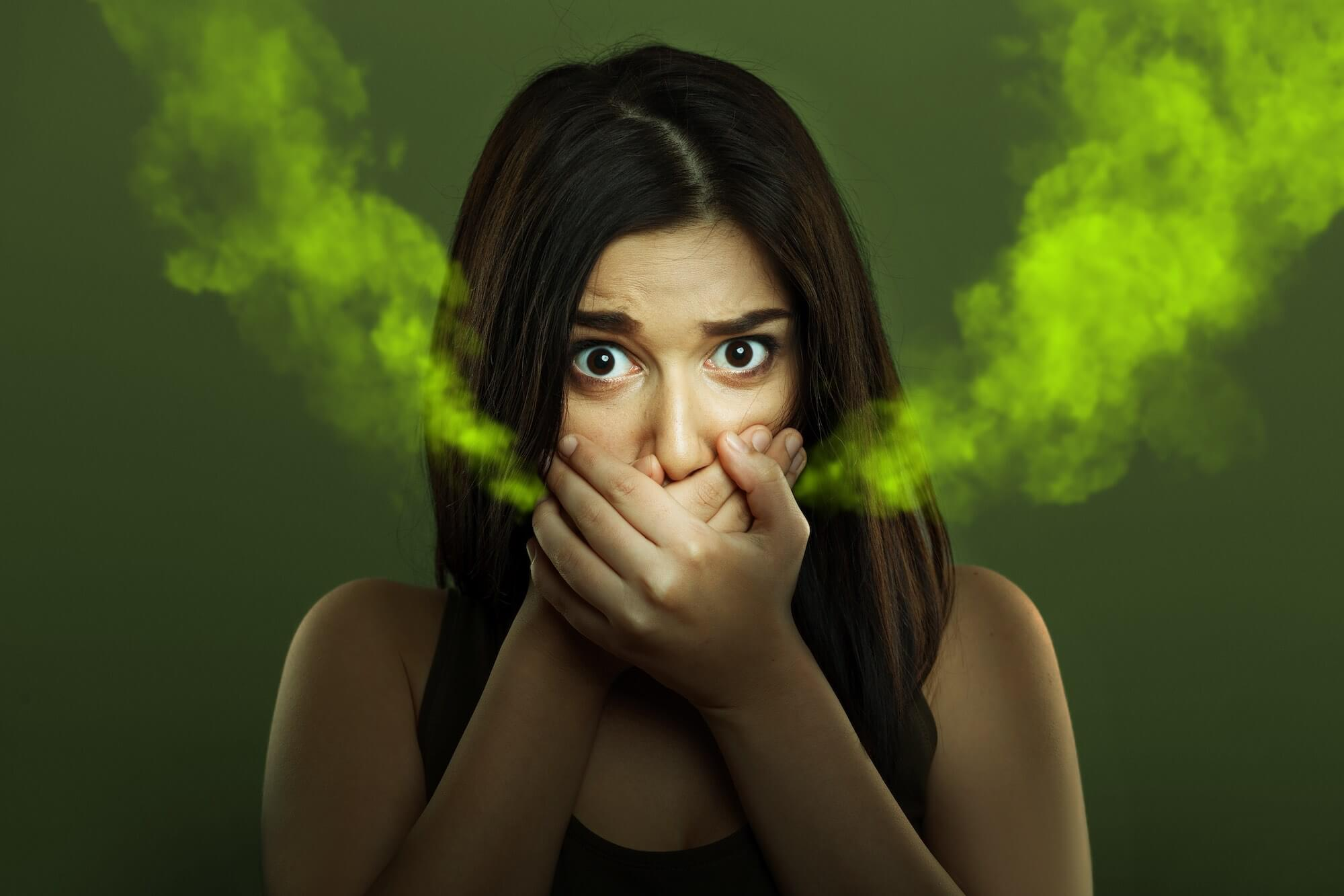 Dealing With Bad Breath