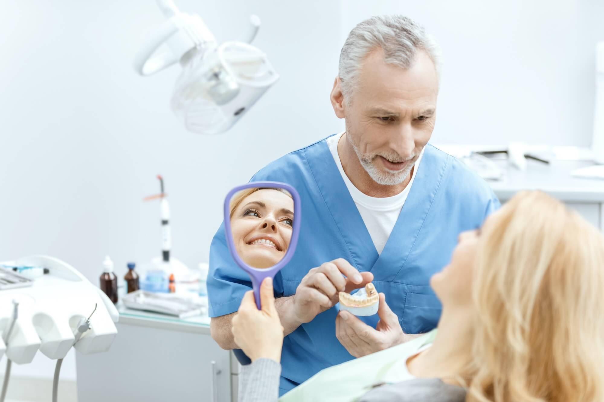 Qualified Cosmetic Dentist
