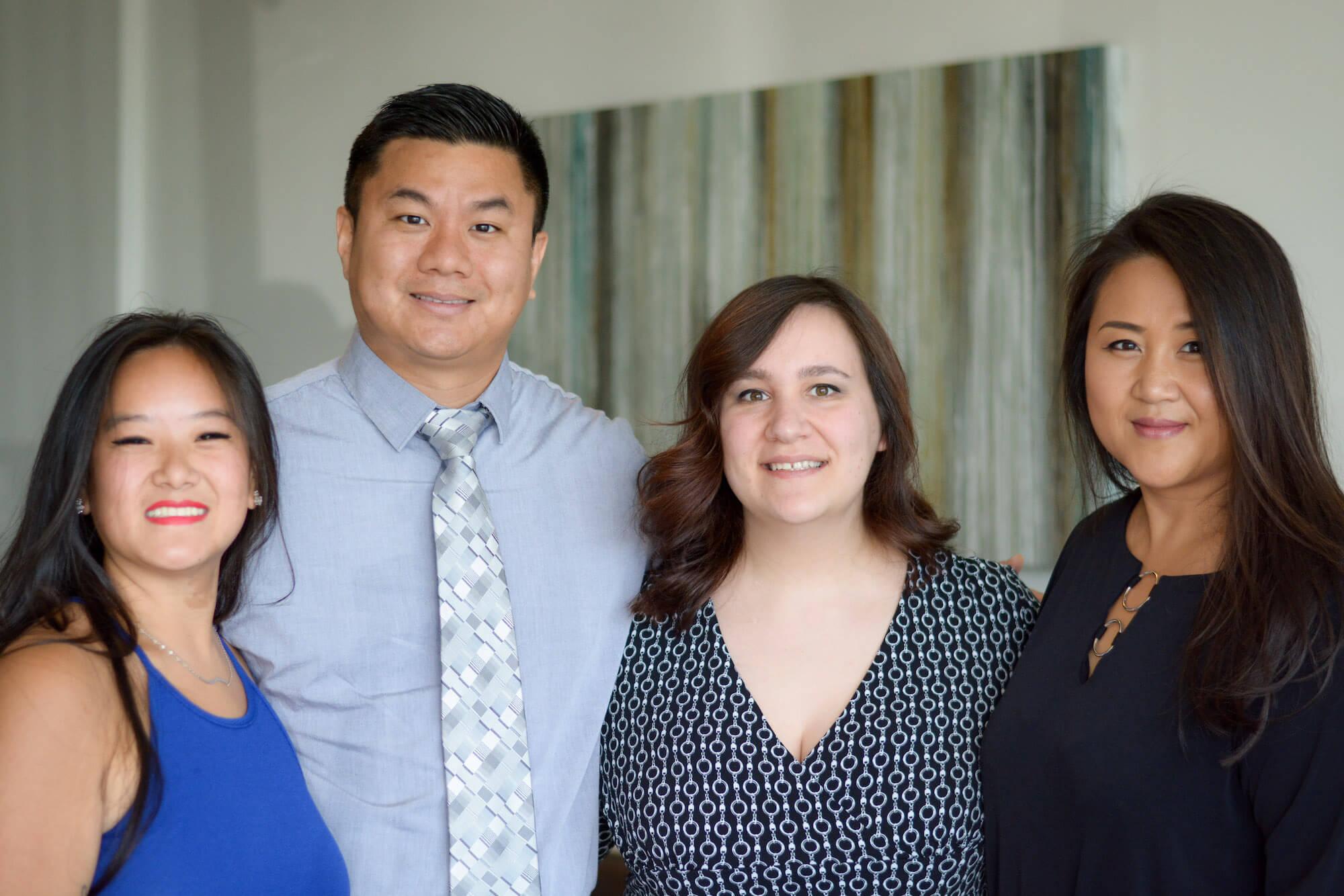 Pristine Dental Team Photo