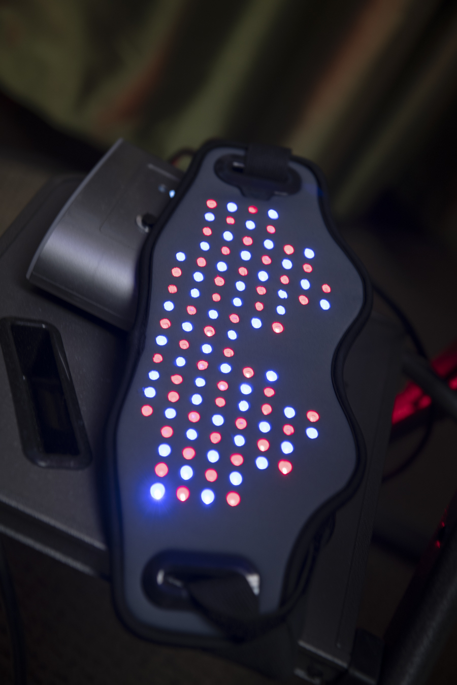 infrared light therapy
