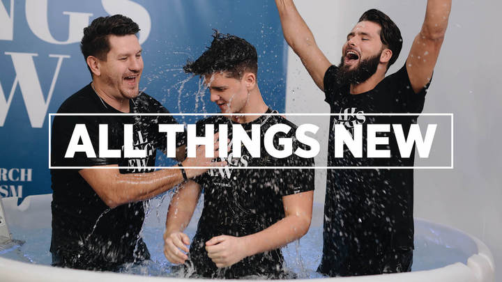 Water Baptism September 26th