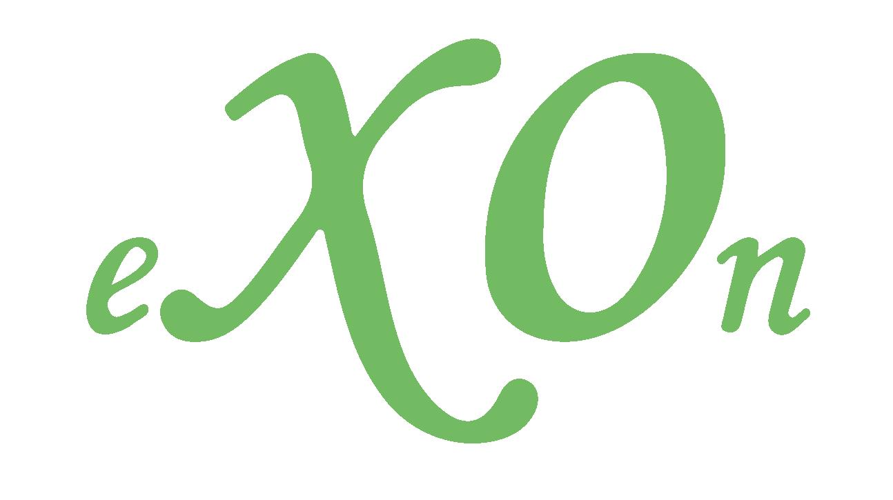 eXOn logo