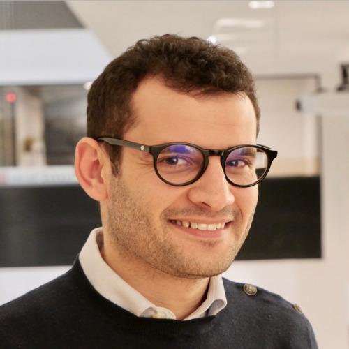 Amine Lassoued, CEO Blendeez