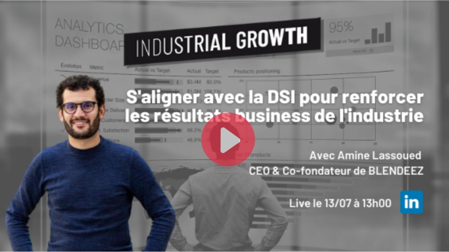 Vidéo Industrial Growth