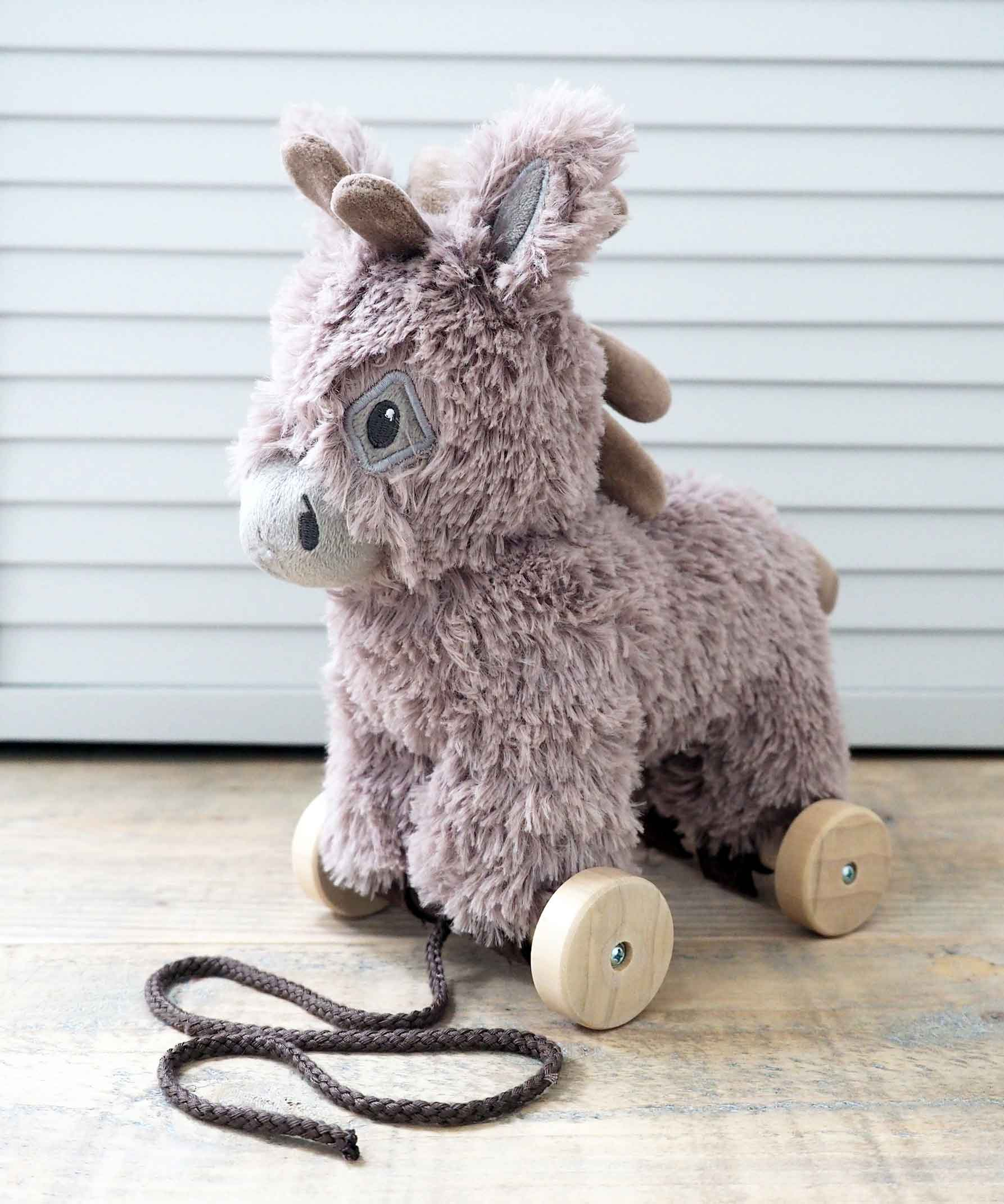 Norbert - Pull Along Toy
