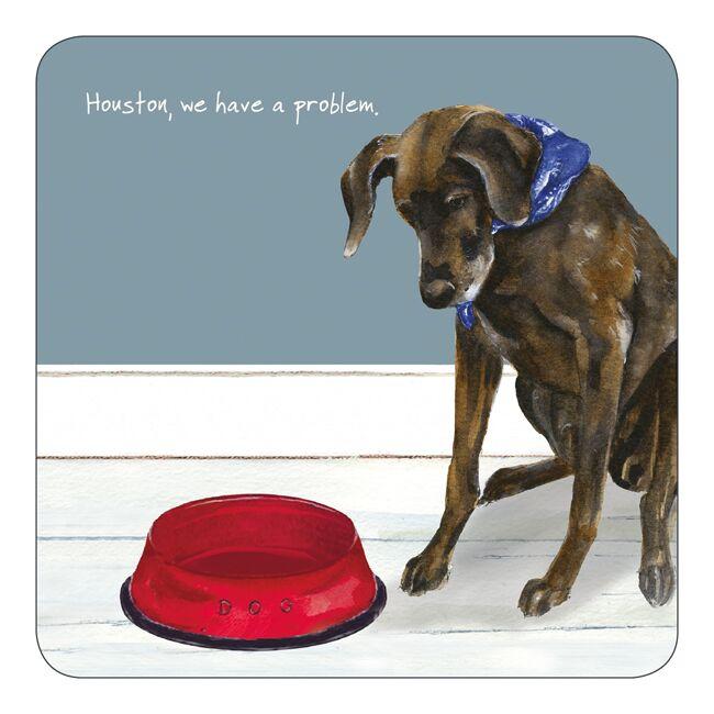 German Pointer Dog Coaster