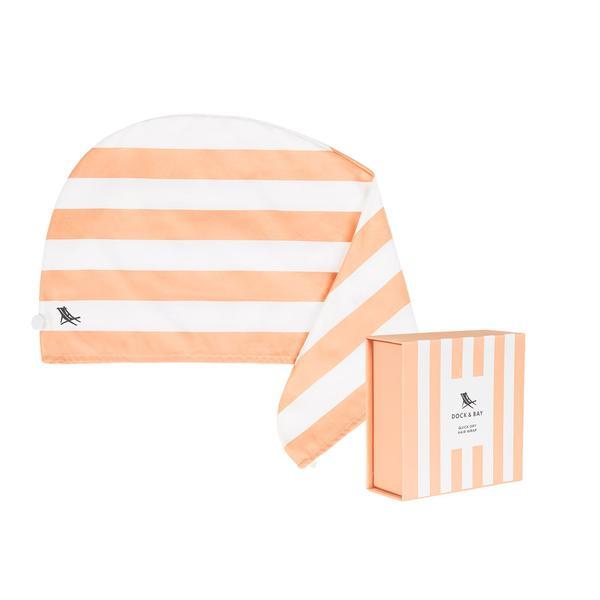 Hair Wrap - Peach