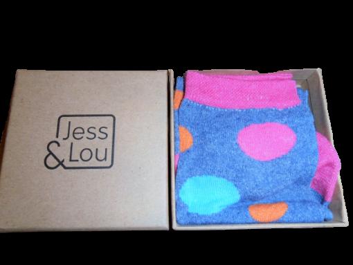 Jess & Lou - SPOTS