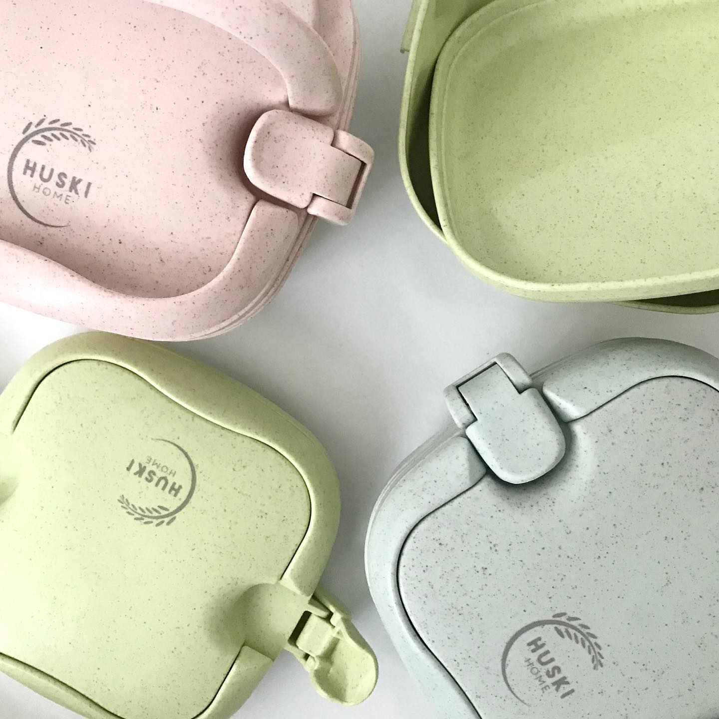 Rice Husk - Multi Compartment Lunchbox