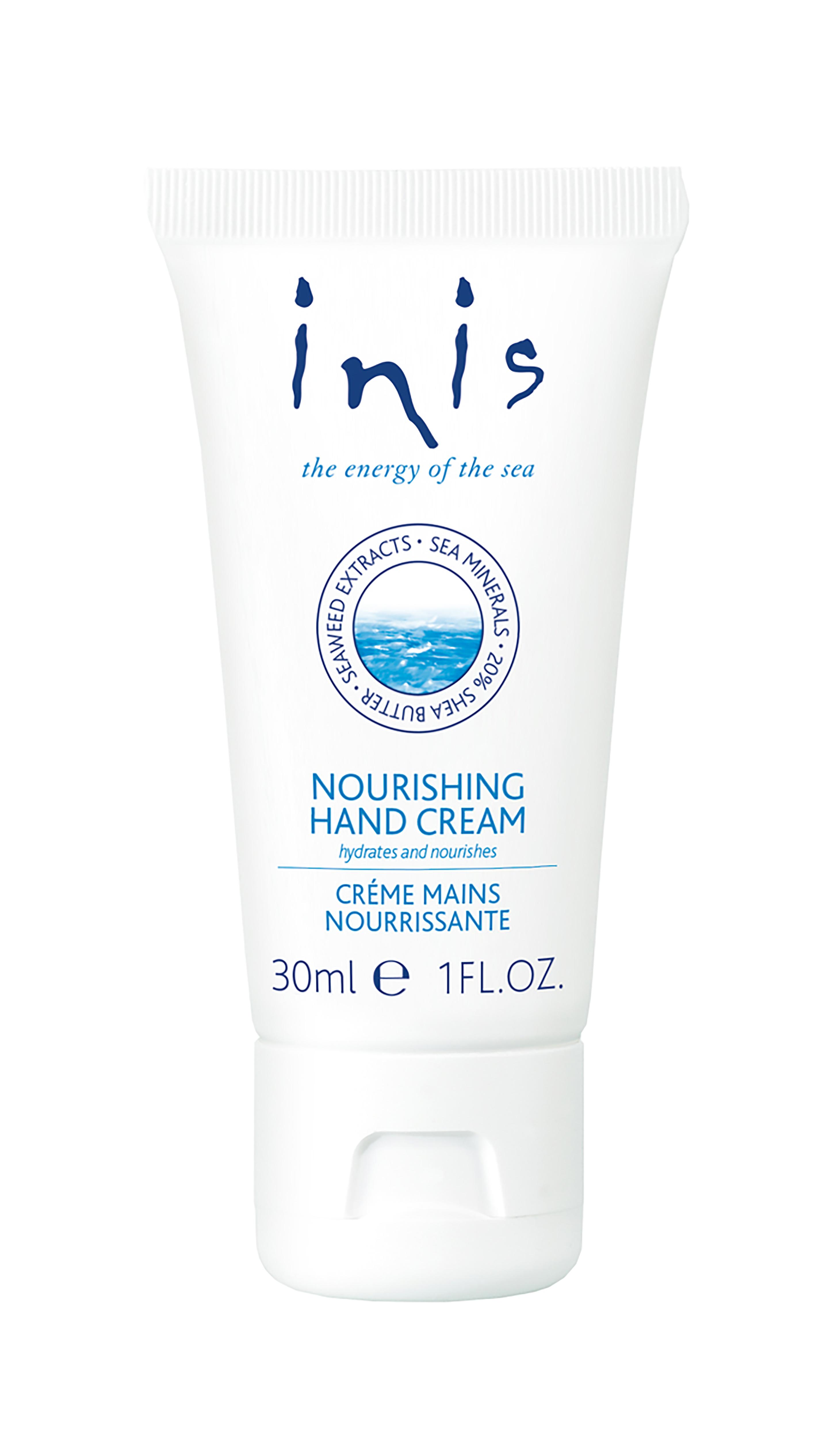 Inis Travel Size Hand Cream 30ml / 1 fl. oz.