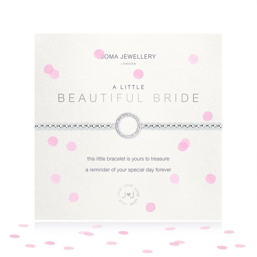 A Little Beautiful Bride Bracelet