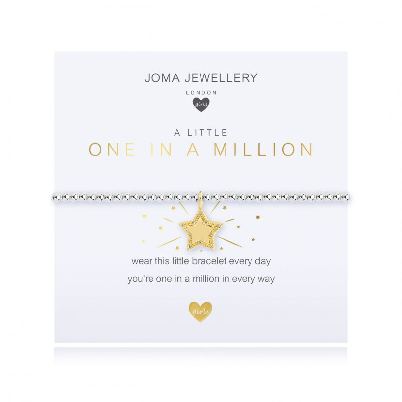 Childrens Joma Bracelet - One in a million