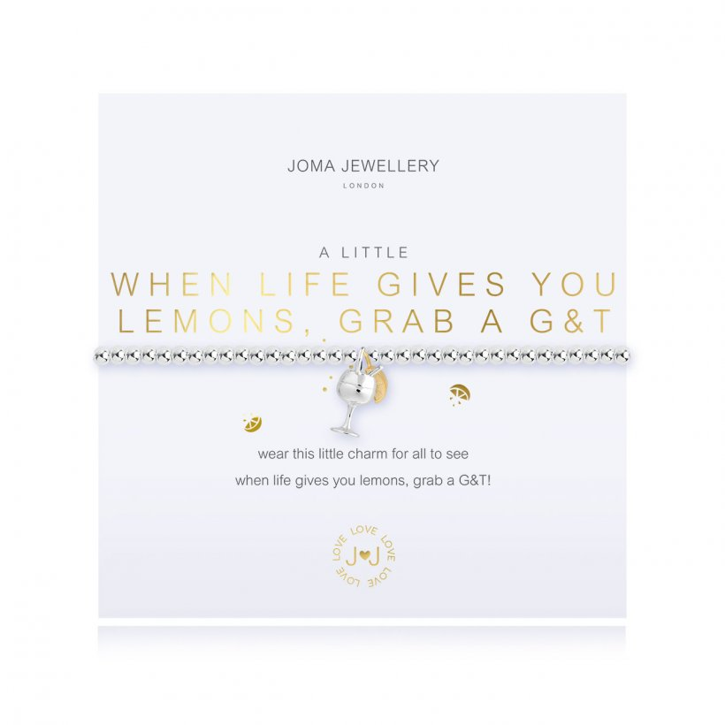 Joma - A Little When Life gives you Lemons